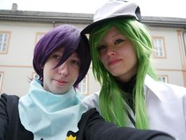 N x Yato by The-Real-Shaydee