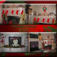 Decorations in a Mansion Zip 3 by WDWParksGal-Stock