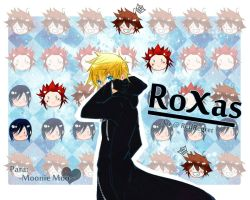 Roxas by RedRegret
