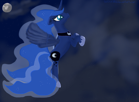 Princess Luna by Sludge888