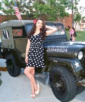Army Girl by CatherineAllison