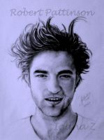 Robert Pattinson by LilDevilAriel