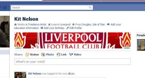 Liverpool Facebook Logo by kitster29