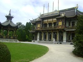 chinese pavilion by winterschmied