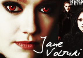 Jane Volturi by JeasrpPs