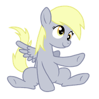 Derpy Hooves by Nukeleer
