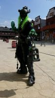 Twinpigscon 2015 - Thresh 2 by FumyaHero