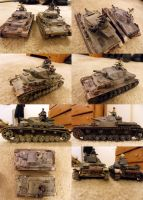 Ausf D to F by buster126