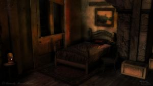 Village Bedroom DS Glamor by AdamTLS