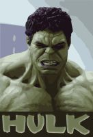 HULK by supermanscape