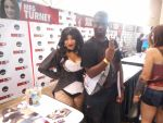 Me And Ivy Doomkitty At Fan Expo 2016 by xkillerben5798x