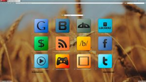Icons for Opera by aablab