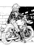 Black Canary, Ink by AdamWithers