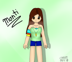 Monti by Hikari-The-Elite