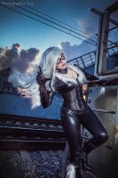 Black Cat - Felicia Hardy by Dea-Vesta