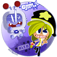 GIFT: CJ and Kito by SynDuo