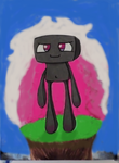 #5 Cute Enderman by BlueToothpaste