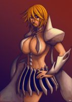 ::halibel :: - bleach fanart by funeralwind