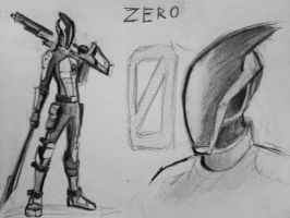 Sketches Zero by spaceMAXmarine