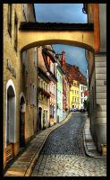 The Streets of Goerlitz by mrotsten