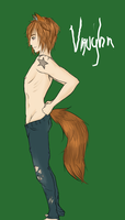 That's Mister Vaughn to you. by Epicene-Inima