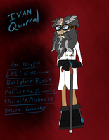 Ivan Quarral by The-One-Aardvark