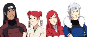 CM: Uzumaki Wives by Chloeeh