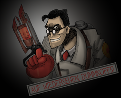 TF2 Medic by ADHadh