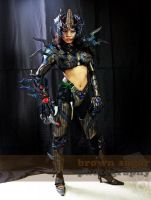 Witchblade at CosMania '09 by kawaimace