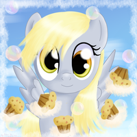 Derpy :3 by 0okami-0ni