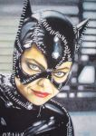 Catwoman by Horakso
