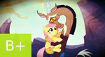 MLP FiM: S7 E12: Discordant Harmony Review by Cuddlepug