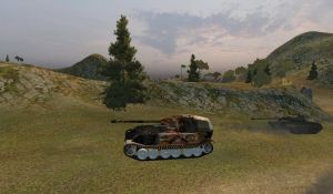 World of Tanks 'Vk4502P new skin by me' by Cippman
