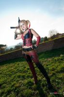 Harley Quinn 01 by xxLaylaxx