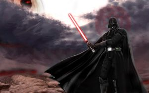 Darth Vader v2 by LordofCombine