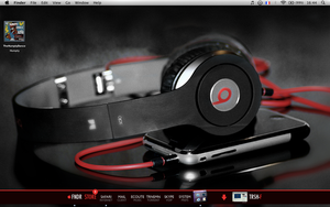 BEATS BY DR DRE by thegamerpr0