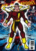 DC Flashpoint Captain Thunder by RWhitney75