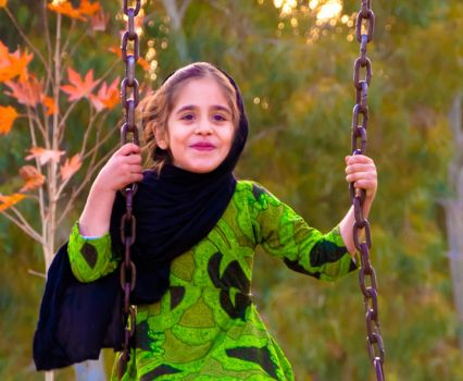 pakhtoon girl by sufiblade