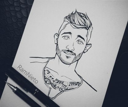 Jon Bellion by RamNieto