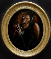 portrait of count olaf by shoze