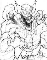 venom and wolvies love child by ZipDraw