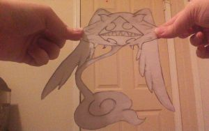 PAPER CHILD Timcanpy from D Gray Man by Chained-Back