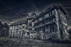 Ghosthotel by oberfoerster