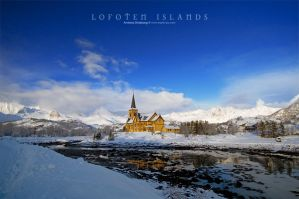 Lofoten Today - 3 by Stridsberg