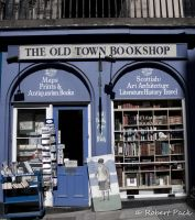 Old Town Bookshop by pakman