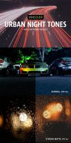 400 Urban Night Tone Presets by AndreMaik