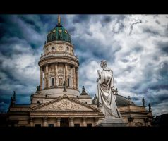 Berlin - Gendarmenmarkt IV by calimer00