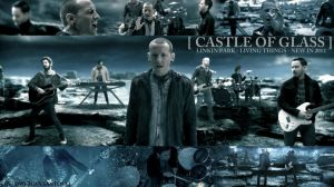 LINKIN PARK - CASTLE OF GLASS by AlexYmT