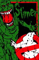 Slimer by laneamania