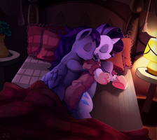 Snuggle Pones by KydoseXRarity